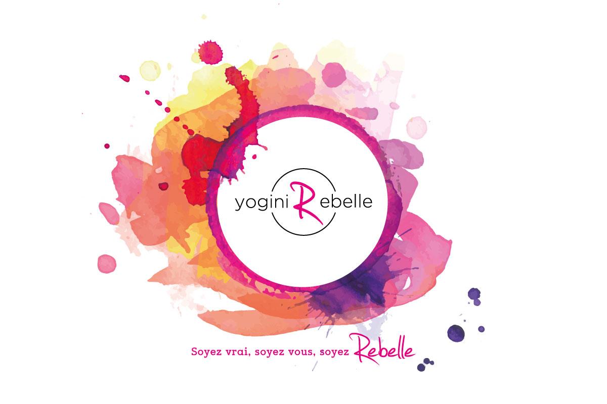 Yogini Rebelle - Branding | Design by Kaylynne Johnson - web & design | www.kaylynnejohnson.com